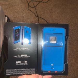 Lifeproof iPhone 7 Plus case.